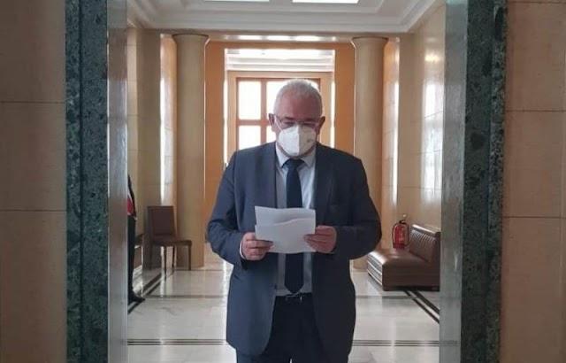Στην Ειδική Επιτροπή Προκαταρκτικής Εξέτασης ο Σάββας Χιονίδης