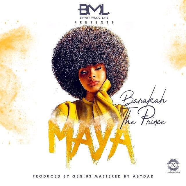 Barakah The Prince x (Baraka Da Prince) Ft. Genius - Maya