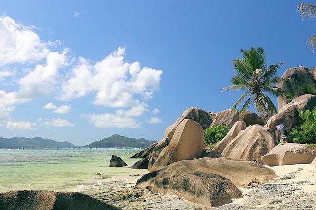 Insel La Digue C) JUREBU