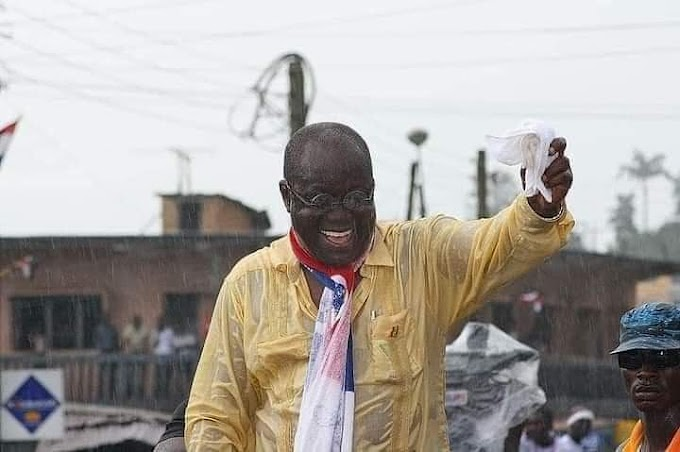 """""""I have taken the decision to freeze salary increment for this year"""" - Akufo-Addo tells workers"""