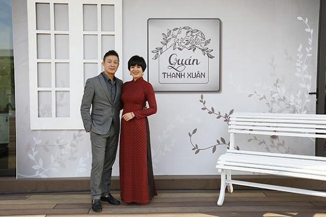 BTV Diễm Quỳnh và Anh Tuấn