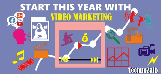 Start this year 2020 with video marketing