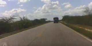 Passageiros são assaltados em ônibus que faz a linha entre Campina Grande e Nova Floresta