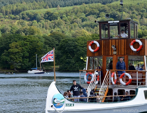 Windermere Lake Cruises at Lake District