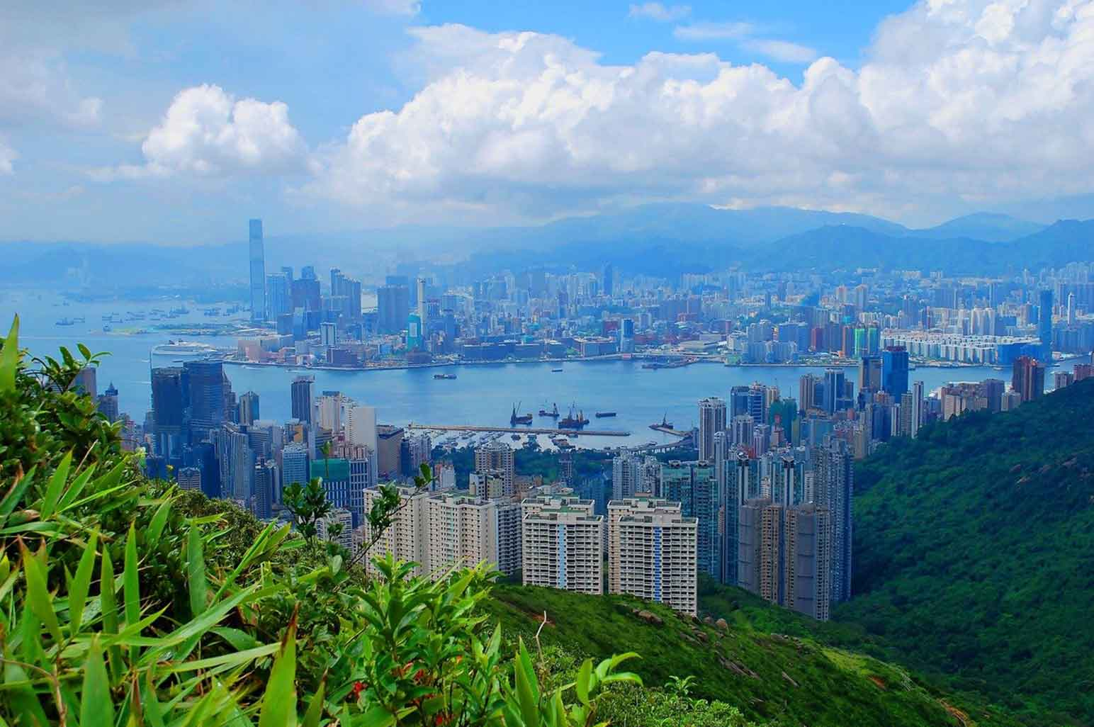 Hiking Spots in Hong Kong