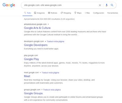 Google Hacking - Dork