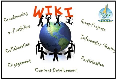 ZaidLearn: Wikis for Learning at Jazan University (#JazanU)!