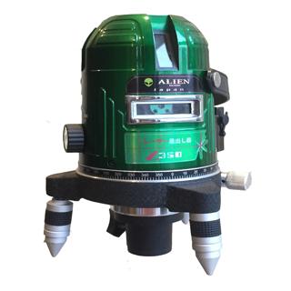 Máy cân mực laser Alien Z350 tia xanh