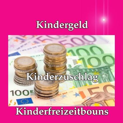مساعدات  الاطفال من الحكومة الالمانية