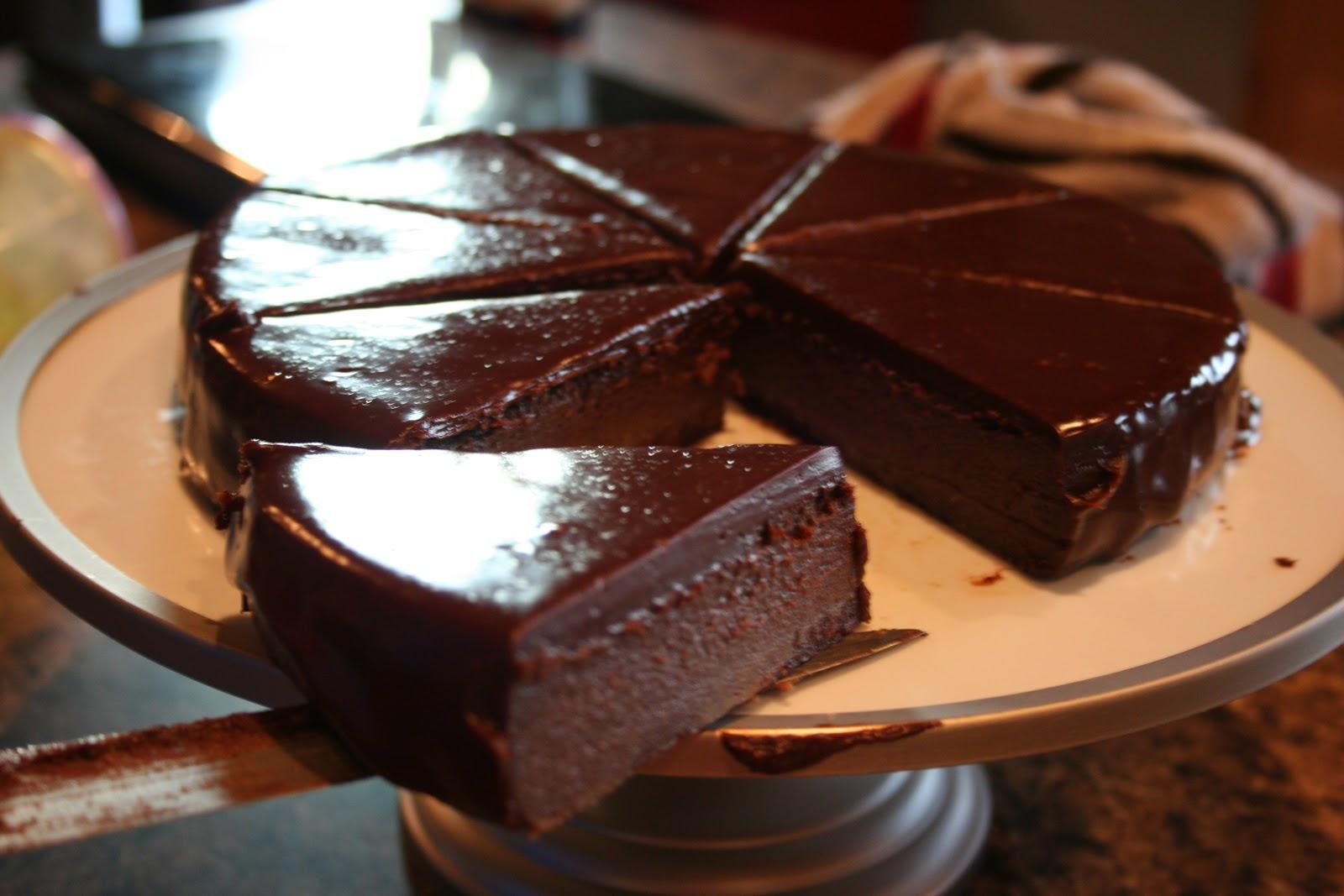 Flourless Chocolate Cake Recipe With Cocoa Powder