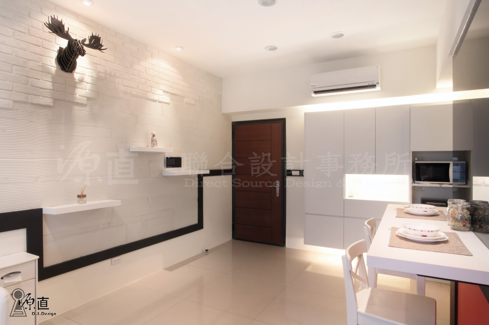 源直聯合設計事務所(室內設計 建築規劃 空間設計 商空設計 系統家具 裝潢