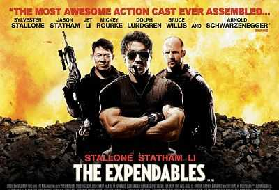 The Expendables (2010) Hindi Dubbed Movie Download Tamil - Eng 400MB HD BDRip