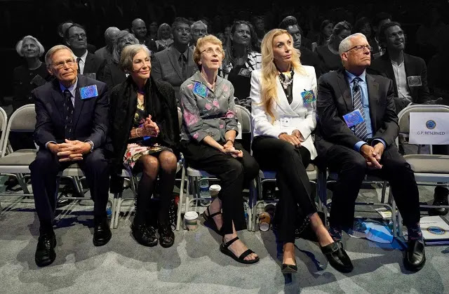 Walton is the richest family in the world today. Photo Rick T.WilkingStringer.