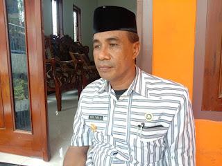Kepala Desa Woro Kecamatan Madapangga, Abdul Farid SH