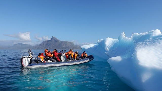 Mitigating Geopolitical Competition - The Arctic Institute on GEO´