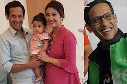 Kehidupannya Tak Terekspos Media, Begini Foto Harmonisnya Keluarga Nadiem Makarim, Bos Gojek