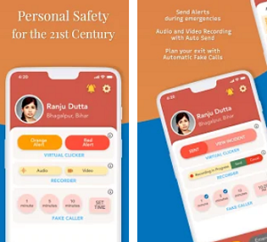 Personal Safety App of the Week - Sahas