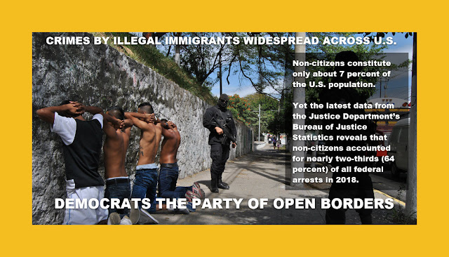 Memes: DEMOCRATS THE PARTY OF OPEN BORDERS
