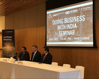 Doing Business with India, via the World Trade Center, Utah