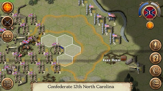 Civil War: 1865 Apk+Data Free on Android Game Download