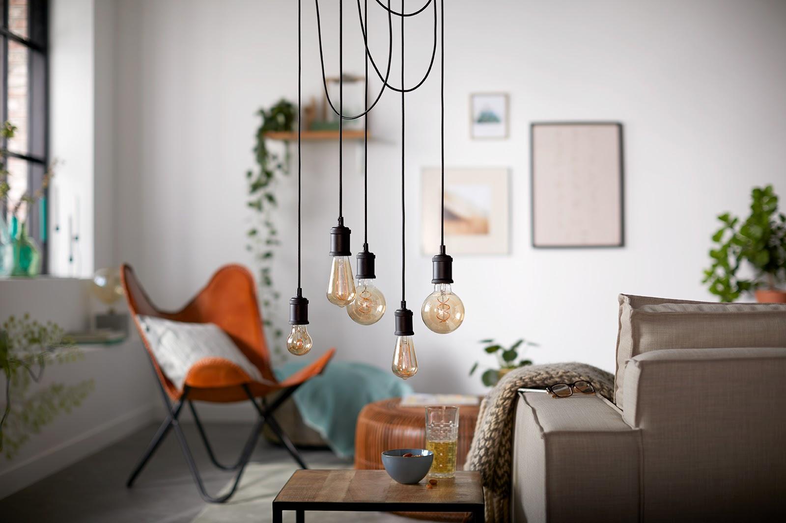 Vivre shabby chic giant vintage le lampadine vintage fatte per