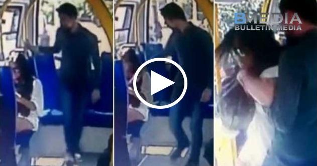 Video: Gadis Diserang Lelaki Kerana Pakai Seluar Singkat Di Bulan Ramadan