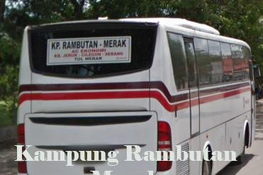 Harga Tiket Bus Primajasa Kampung Rambutan - Merak