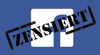 Facebook wird ab Februar zensiert