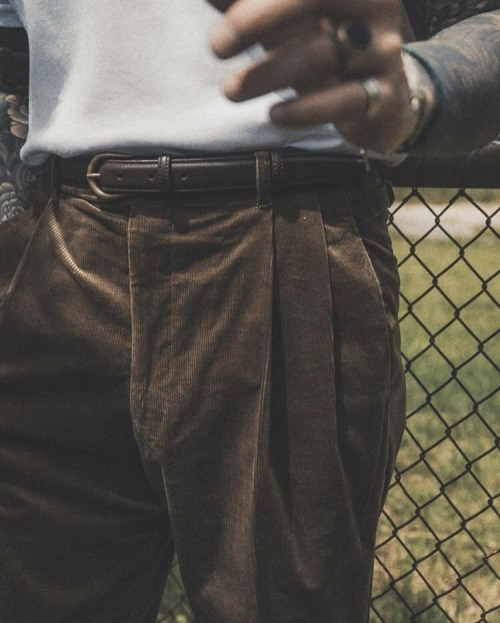 In Fashion | Style Inspiration: A Shopping List for Men