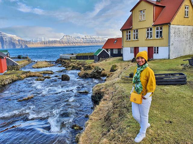 Gjògv Village Faroe Islands