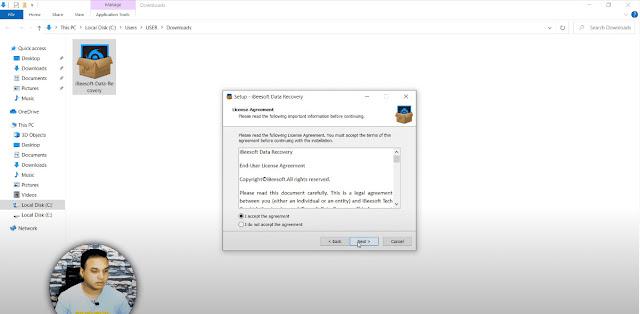 تحميل برنامج استرجاع الملفات المحذوفة من الكمبيوتر