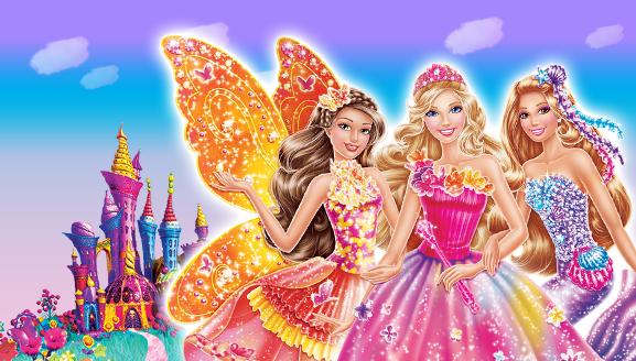 Desenhos Para Colorir: Desenhos De Barbie E O