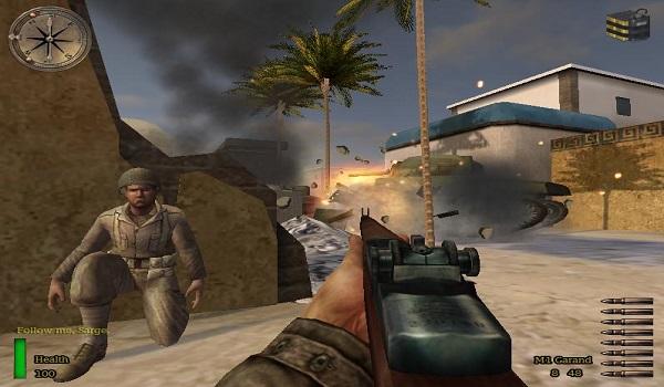 تحميل لعبة ميدل اوف هونر للكمبيوتر من ميديا فاير