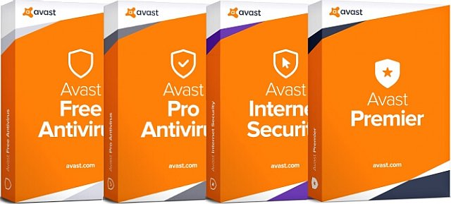 Avast! Premier 2017 poster box cover