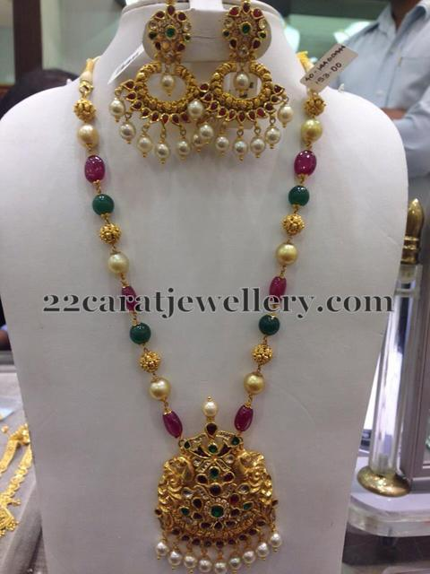 Beads Set Antique Chandbalis