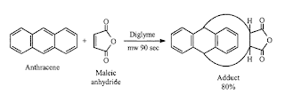 Diels-alder-reaction-microwave-assisted-reaction