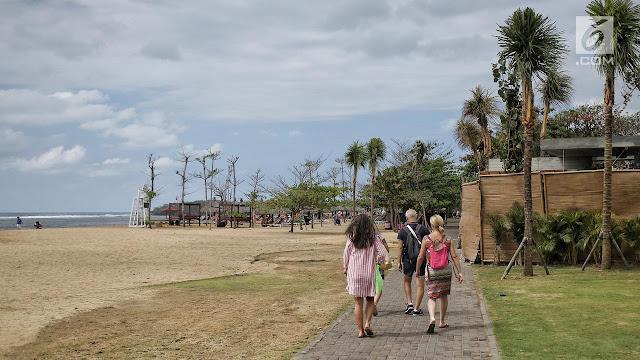 Gempa di Bali Pagi Ini Tak Ganggu Aktivitas Pariwisata