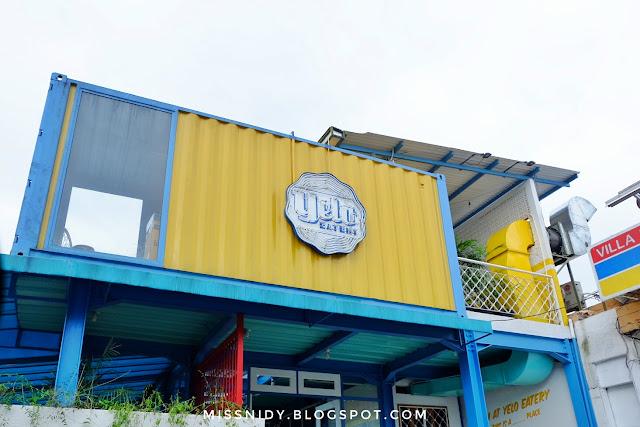 lokasi yello eatery bogor
