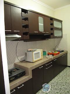 Kitchen Set HPL + Furniture Semarang