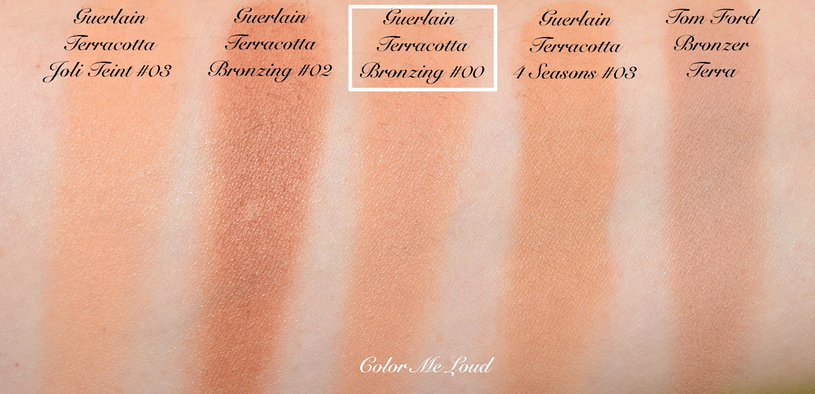 Terracotta The Bronzing Powder by Guerlain #8