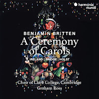 A Ceremony of Carols - Harmonia Mundi