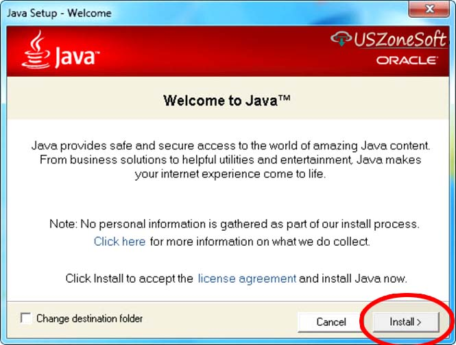 Download Old Versions of Java Platform for Windows