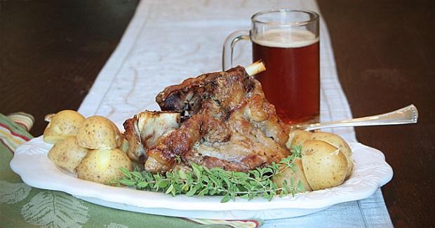 German Style Pork Hock Recipe