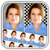 Passport Size Photo Maker (Premium)