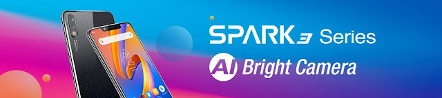 Tecno Spark 3 KB7 Hard Reset