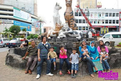 Trip to Kuching