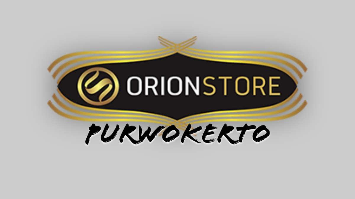 orion store Purwokerto