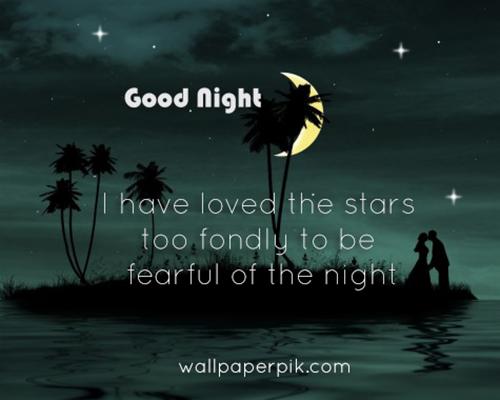 quotes romantic good night quotes images wallpaper