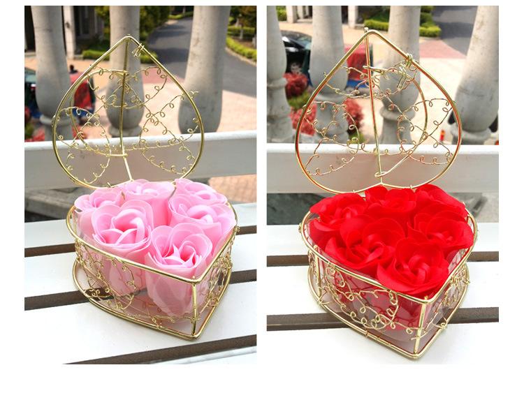 Hoa hong sap thom vinh cuu tai Chuong Duong