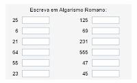 http://www.estudamos.com.br/numerais_romanos/numeros_romanos_atividades_10.php